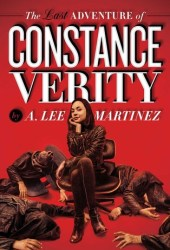 The Last Adventure of Constance Verity (Constance Verity #1) Book Pdf