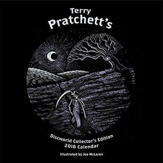 Terry Pratchett's Discworld Collectors' Edition Calendar 2016