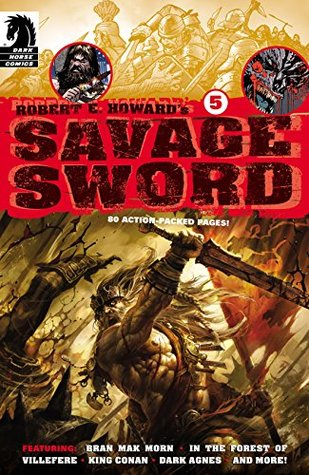 Robert E. Howard's Savage Sword #5