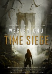 Time Siege (Time Salvager #2) Pdf Book