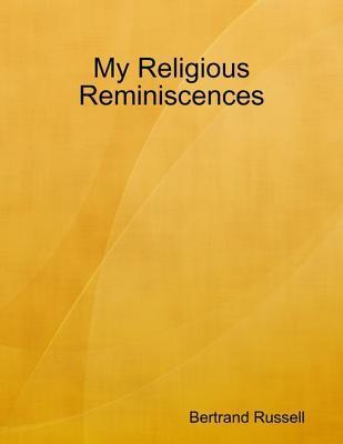 My Religious Reminiscences