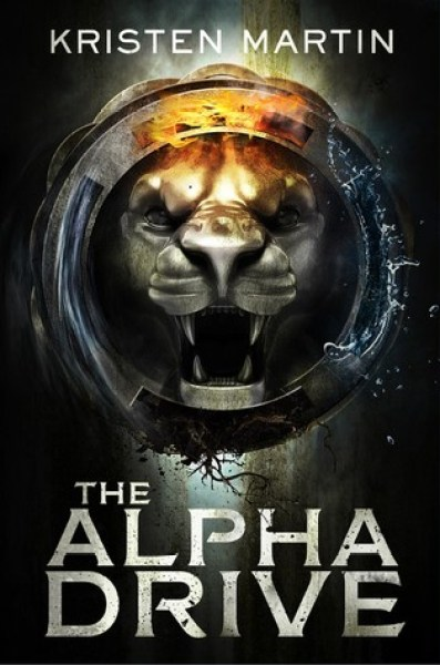 The Alpha Drive (The Alpha Drive, #1)-Kristen Martin