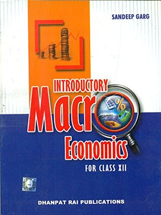 Introductory Macroeconomics for Class 12