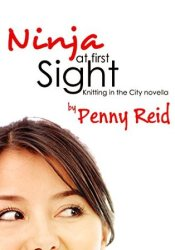 Ninja at First Sight (Knitting in the City, #4.75) Pdf Book