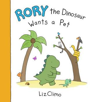 Image result for RORY THE DINOSAUR WANTS A PET