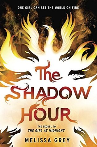 Image result for the shadow hour melissa grey