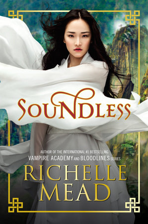Image result for soundless book cover