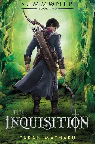 The Inquisition (Summoner #2) – Taran Matharu