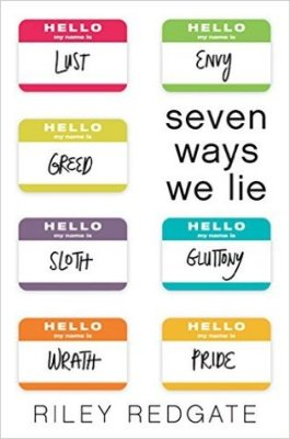 Image result for seven ways we lie riley