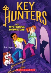 The Mysterious Moonstone (Key Hunters #1) Pdf Book