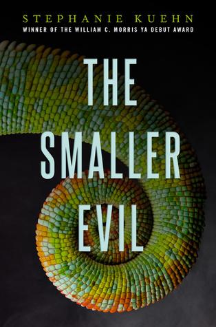 Image result for The Smallest Evil stephanie kuehn
