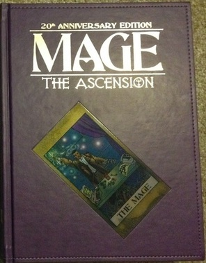 Mage: the Ascension 20th Anniversary Edition Quintessence Edition