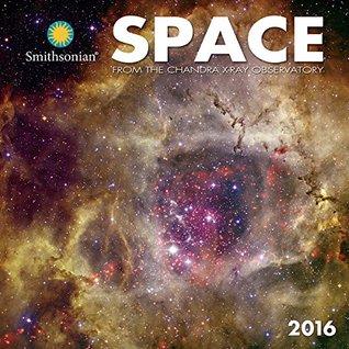 Space 2016 Wall Calendar