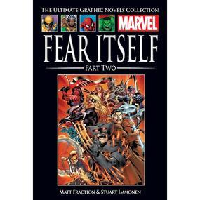 Fear Itself, Part Two (Marvel Ultimate Graphic Novels Collection: Fear Itself, #2)