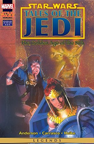 Star Wars: Tales of the Jedi - The Golden Age of the Sith (1996-1997) #5 (of 5)