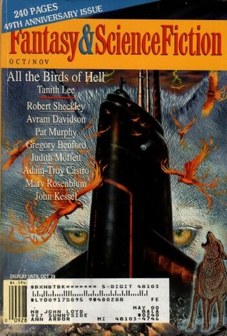 The Magazine of Fantasy and Science Fiction October/November 1998 (The Magazine of Fantasy & Science Fiction, #567)