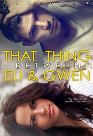 Resultado de imagen de that thing between eli and gwen