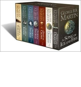 A Game of Thrones: The Story Continues The Complete Box Set of All 7 Books by Martin, George R. R. ( AUTHOR ) Jul-12-2012 Paperback