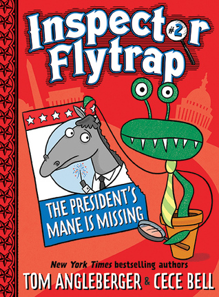 Inspector Flytrap in The President's Mane Is Missing