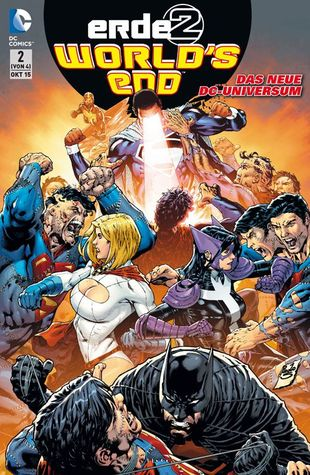 Erde Zwei: World's End, Bd. 2