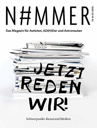 N#MMER Magazin (1/2015)