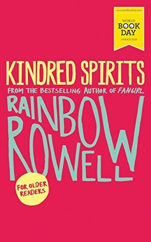 Image result for kindred spirits rainbow rowell