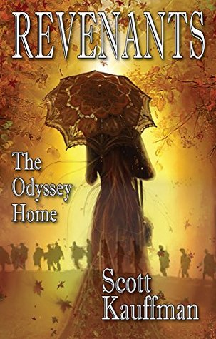 Revenants: The Odyssey Home Book Cover