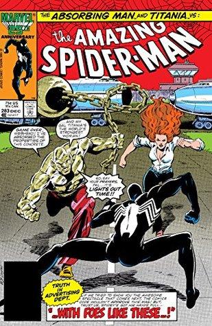 Amazing Spider-Man (1963-1998) #283