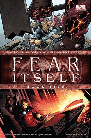 Fear Itself #5