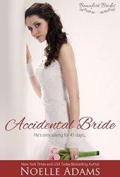 Accidental Bride (Beaufort Brides, #3)