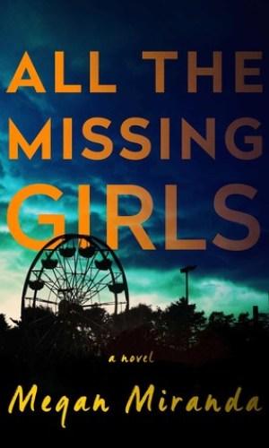 All The Missing Girls - Megan Miranda   Poppies and Jasmine