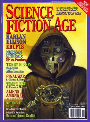 Science Fiction Age (Volume 2, Number 1)