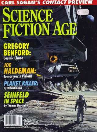Science Fiction Age (Volume 5, Number 5)