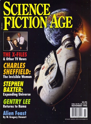 Science Fiction Age (Volume 5, Number 1)