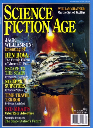 Science Fiction Age, (Volume 2, Number 3)