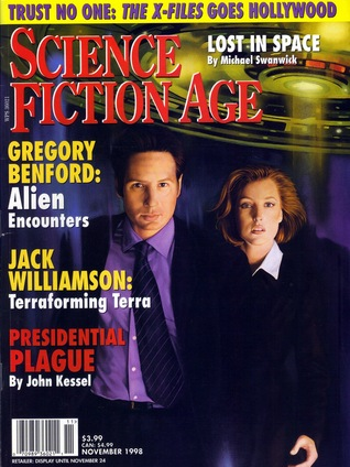 Science Fiction Age, (Volume 7, Number 1)