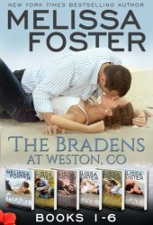 The Bradens at Weston, CO: Books 1-6 Boxed Set (The Bradens at Weston CO, #1-6; The Bradens, #1-6; Love in Bloom, #4-9) Pdf Book
