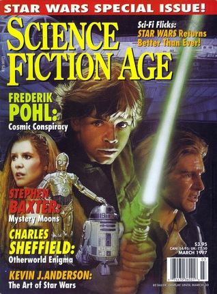 Science Fiction Age (Volume 5, Number 3)