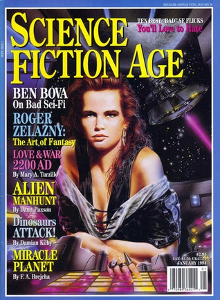 Science Fiction Age (Volume 2, Number2)