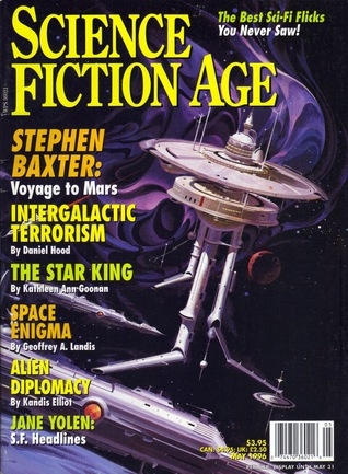 Science Fiction Age (Volume 4, Number 4)