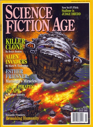Science Fiction Age (Volume 3, Number 5)