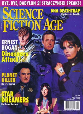 Science Fiction Age (Volume7, Number 2)
