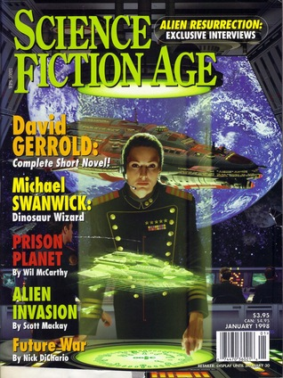 Science Fiction Age (Volume 6, Number 2)