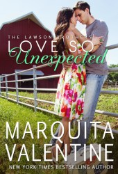 Love So Unexpected (The Lawson Brothers, #6)