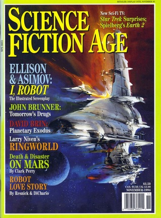 Science Fiction Age (Volume 3, Number 1)