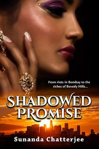 Book Cover of Shadowed Promise