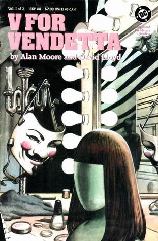 V for Vendetta, Vol. I of X (V for Vendetta, #1)