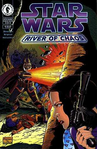 Star Wars: River of Chaos #3 (of 4)