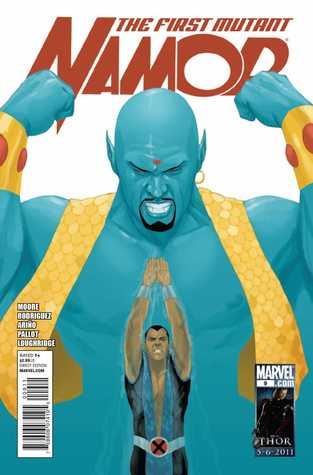 Namor: The First Mutant #9