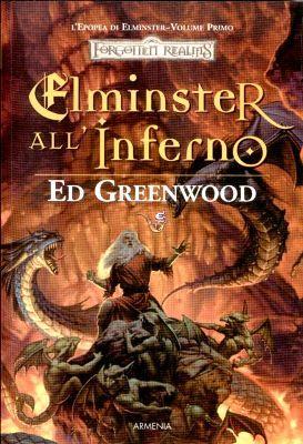 Elminster In Hell Elminster #4 By Ed Greenwood
